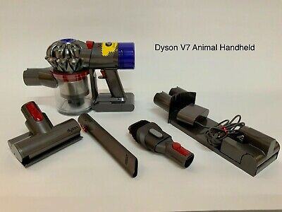 Dyson V7 Trigger Handheld Hand Held Animal Cordless Vacuum Cleaner Iron