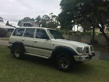 1994 Toyota LandCruiser Wagon South Perth South Perth Area Preview