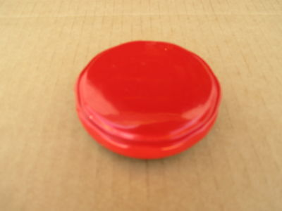 Red Fuel Cap For Massey Ferguson Mf To-35 Harris 11 Pony 16 Pacer 50 Super 90