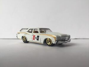 Hot wheels '70 chevy chevelle ss wagon