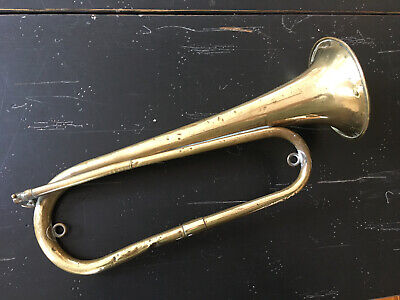 Vintage French Bugle
