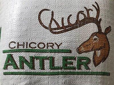 18# Lbs Clover Alfalfa Chicory Blend Food Plot Seed Deer Turkey Wildlife -