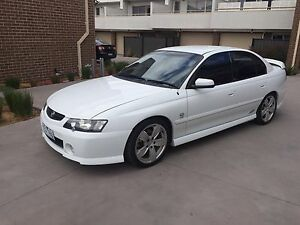 2003 HOLDEN VY II SS WHITE - LEATHER, REGO & RWC - URGENT! Craigieburn Hume Area Preview