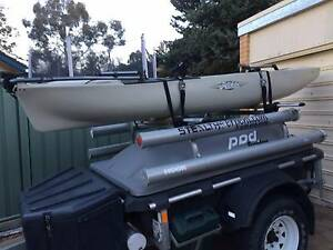 Hobie ProAngler 12' +++ Curtin Woden Valley Preview