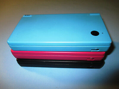 Nintendo Dsi Systems You Pick Choose Your Own Various Colors Free Ship