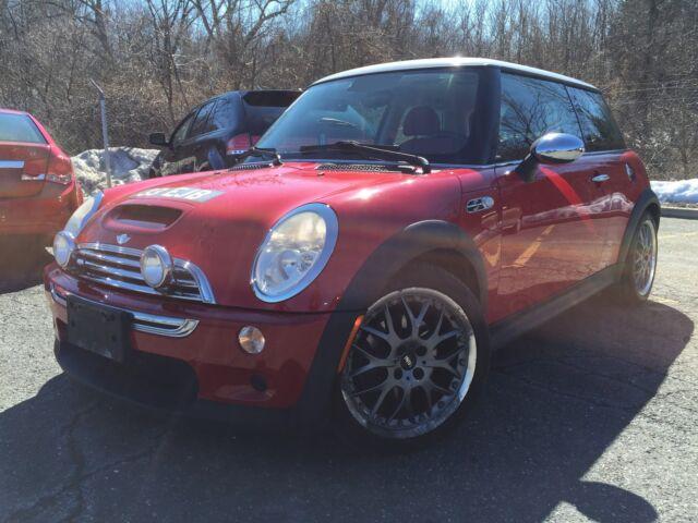 Imagen 1 de Mini Cooper  red