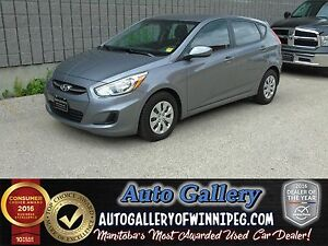 2015 Hyundai Accent GLS *Only 6,601 kms!