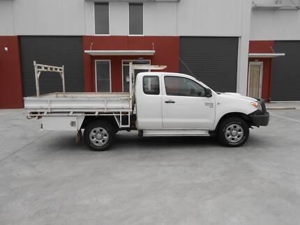 "2006 Toyota Hilux Ute,""Extra Cab"",turbo diesel,4x4,steel tray. Fairfield Darebin Area Preview"
