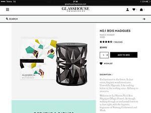 Glasshouse Candle - Exclusive No 1 Bois Magique Newcastle Newcastle Area Preview