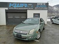 2008 Ford Fusion LOW KMS **ON SALE** Kamloops British Columbia Preview