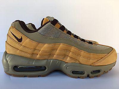 95 Nike Air Max Brown