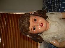 Antique china headed doll Inverell Area Preview