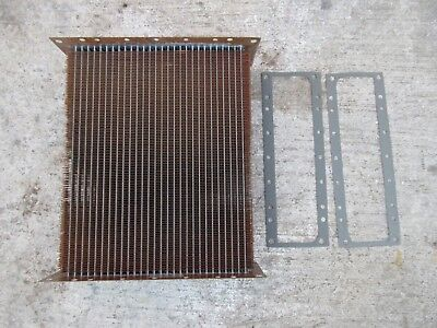 Radiator Core For John Deere Styled B New With Gaskets