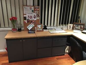 Large business desk Beaumont Hills The Hills District Preview
