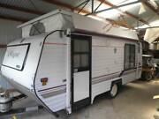 Regent Caravan with BUNKS Cowes Bass Coast Preview