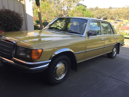 1979 Mercedes-Benz 280 SEL Golden Grove Tea Tree Gully Area Preview