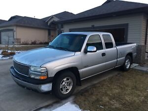 Unstoppable Reliable 2002 half ton 2wd