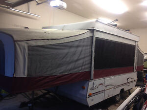 1998 jayco eagle pop up camper