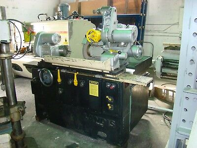 Landis Model 1r 10 X 20 Universal Cylindrical Grinder With Id Spindle