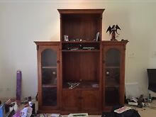 Solid Wood TV unit Currumbin Waters Gold Coast South Preview