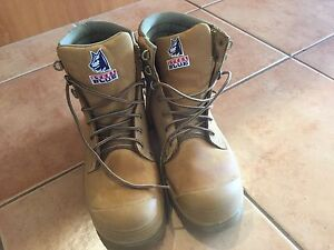 Work Boots Steel Blue Darch Wanneroo Area Preview