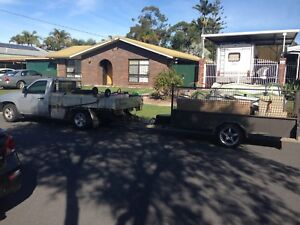 Man and ute furniture and rubbish removals
