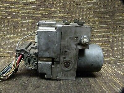 00 2000 Cadillac Deville Seville ABS Pump Anti Lock Brake Module Part 12205050