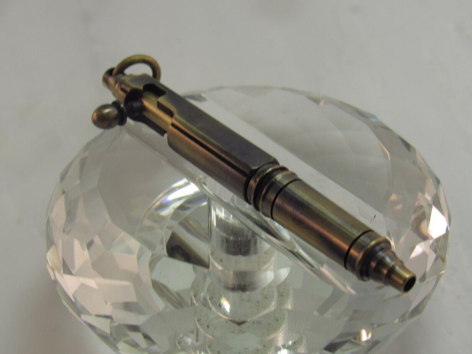 stunning 3 mini brass retro bolt action