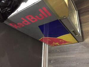 Red bull fridge 27x17