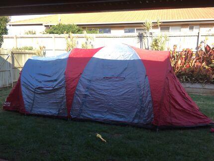 Kathmandu retreat 270 - 6 person tent & Unused Kathmandu retreat 180 tent | Camping u0026 Hiking | Gumtree ...
