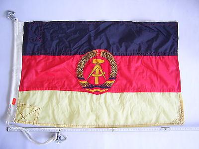 Gösch Schiffsflagge Volksmarine der DDR, Flagge, Fahne, Marine  (F 6)