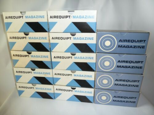Lot of (14) AIREQUIPT SLIDE MAGAZINES for Slide Changer 2x2 36 Slots CLEAN
