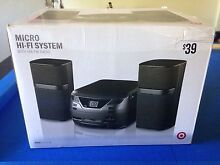 Micro hi-fi system brand new in box East Maitland Maitland Area Preview