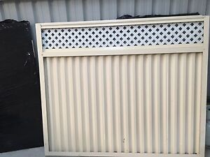 Brand new -Stratco gates/fence panels Pinnaroo Southern Mallee Preview