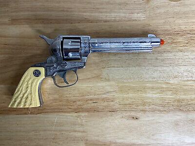 Vintage Nichols Stallion 38 Cap Gun Pistol 9