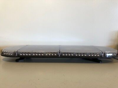 Led Strobe Lightbar Jbbh- 40 Prime Whelen Galls Sho Me Code 3 Sound Off Led