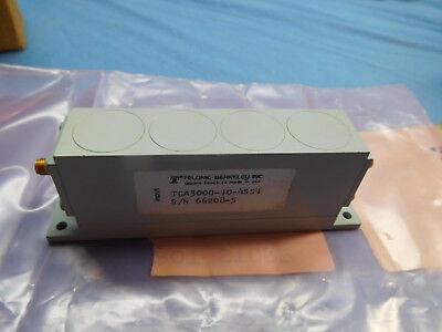 Telonic Berkeley Tca3000-10-4ss1 Filter New