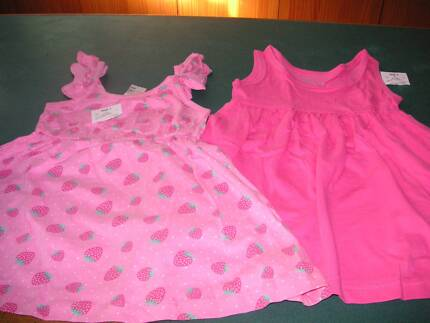 Girl's dresses Size 1 and 2 $5 each New
