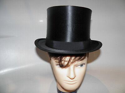 Antiker Zylinder Chapeau Claque Falthut Top Hat Gr - Top Hat Schwarz