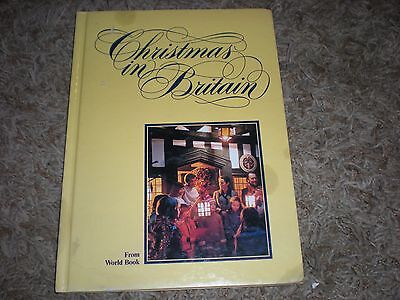 Christmas in Britain Book Non-Fiction Informational Holidays Holidays Traditions](Halloween Traditions In Britain)