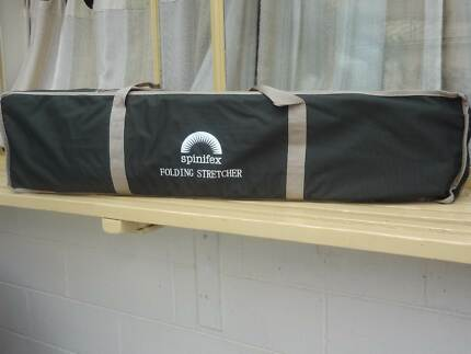 SPINIFEX folding camping stretchers