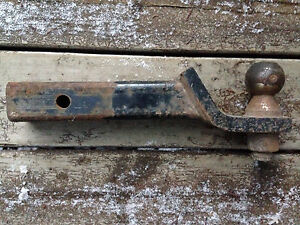 Trailer Hitch Tongue 2x2 6000 lb cap 2 in ball Fernie