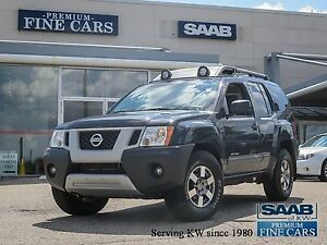 2009 Nissan Xterra OFF  ROAD Edition   4WD