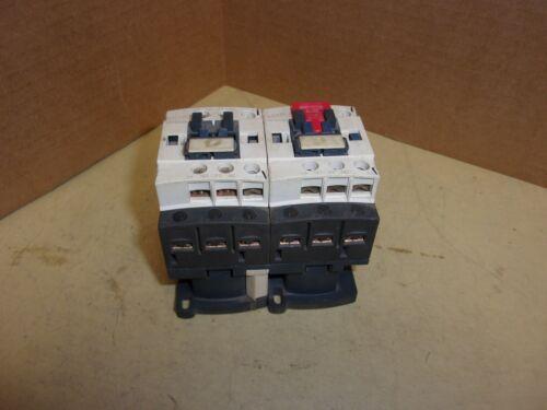 Telemecanique Square D Reversing Contactor LC2D12