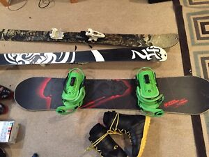 K2 skis Accepting any reasonable offer.