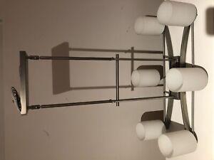 Luminaire 6 ampoules 60W