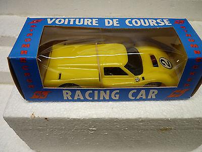 VINTAGE STROMBECKER 1/32 SLOT CAR 12 VOLT MOTOR NO. 109525 FORD J