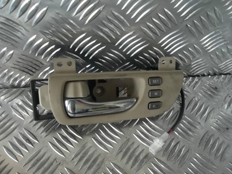 2003 LEXUS LS430 N/S/F PASSENGER SIDE FRONT INTERNAL INTERIOR DOOR HANDLE