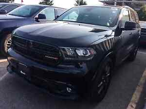 2017 Dodge Durango R/T | DEMO | AWD | DVD | SUNROOF | NAVI |