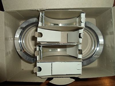 Mustang 1700 Skid Steer Loader Parts Ford V4 Main Bearing Set .020